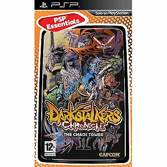 Darkstalkers Chronicle The Chaos Tower - Nouveau