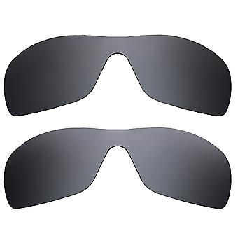 Polarized Replacement Lenses for Oakley Antix Sunglasses Anti-Scratch Anti-Glare UV400 by SeekOptics