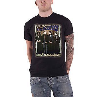 De Beatles T shirt Hey Jude Phote band logo nieuwe officiële mens zwart
