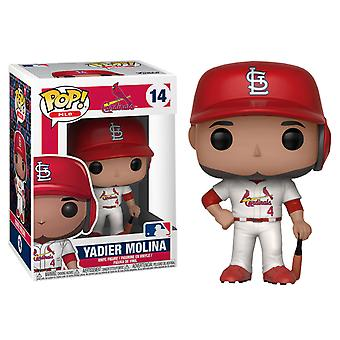 Major League Baseball Yadier Molina Pop! Vinyl