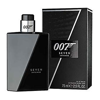 James Bond 007 7 Intense Eau de Parfum för män 75ml EDP spray