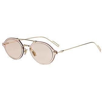 Dior Homme Chroma 3 J5G/VC guld/pink solbriller