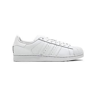 Adidas - Scarpe - Sneakers - B27136_Superstar - Unisex - Bianco - 4.5