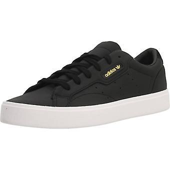 Adidas Originals sport/Adidas slanke zwarte schoenen