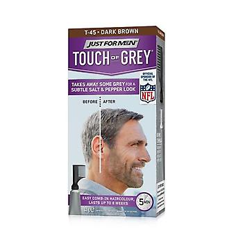 Just for Men Touch Of Grey-Dark Brown T45