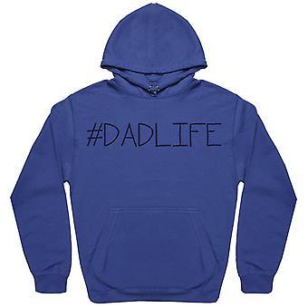 #Family Life - Matching Set - Baby / Kids Hoodie & Dad Hoodie