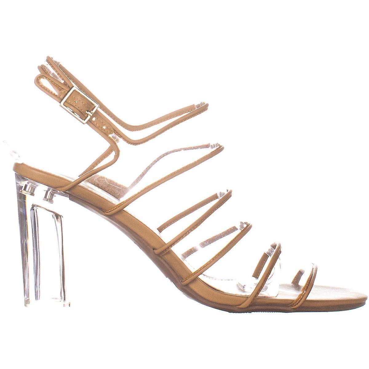 Bar Iii Womens Bernice Open Toe Casual Strappy Sandals
