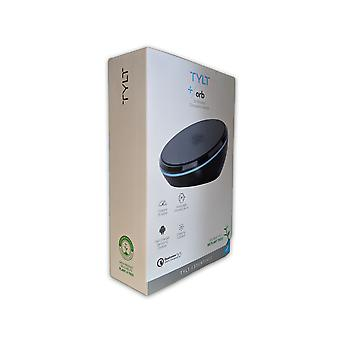 TYLT ORB Wireless Charger for Qi devices 9W Fast-Charging Compatible iPhone 11, X/Xs, 8, AirPods, Note 10, Galaxy S10