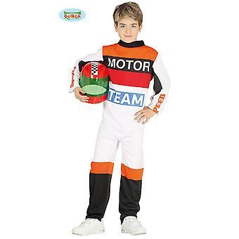 Guirca - puku lentäjät Moottoripyörät Racing racing tähti lapsi puku