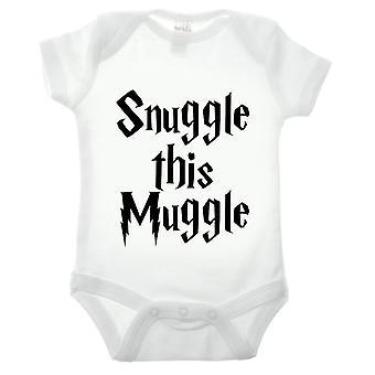 Snuggle this muggle baby grow