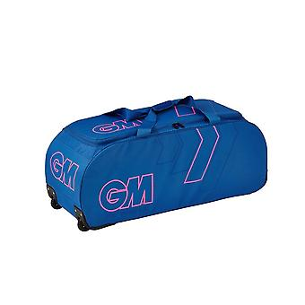 Gunn & Moore 2020 707 Wheelie Cricket Duffle Holdall Bag Blue