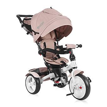 Lorelli tricycle neo 4 i 1 EVA dekk, skyve stang, sete Roterbar, justerbar