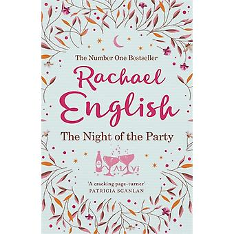 Night of the Party by Rachael English