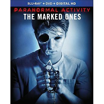 Paranormal Activity: The Marked Ones [BLU-RAY] USA import