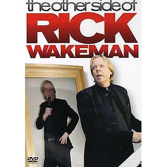 Rick Wakeman - importation des USA de l'autre côté de Rick Wakeman [DVD]