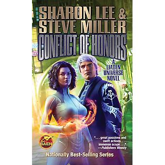 Conflict of Honors by Other BAEN BOOKS