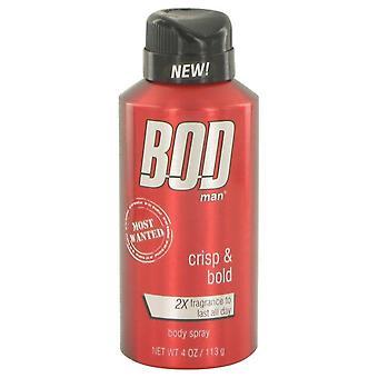 Bod man meest gewilde geur body spray door parfums de coeur 526522 120 ml
