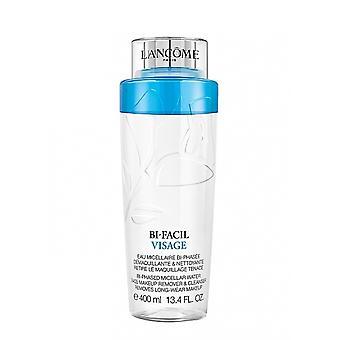 Lancome Bi-Facial Visage Makeup Remover 400ml