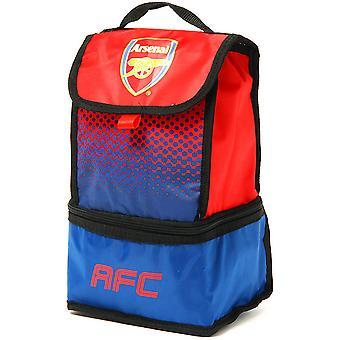 Arsenal FC virallinen jalkapallo häivyttää Design lounas laukku