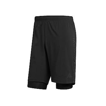 Adidas Supernova Dual short BQ72457 futbal po celý rok muži nohavice