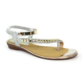 Lunar Asien ädelsten Sandal