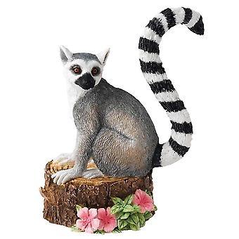 Country Artists Mischievous Lemur Figurine