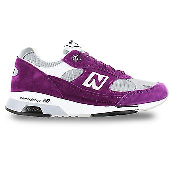 New Balance Classics M991.5CC Herren Schuhe Violett Sneaker Sportschuhe