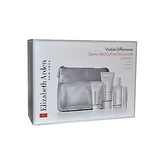Elizabeth Arden Visible Difference Skin Balancing Starter Set for Normal and Combination Skin