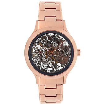 Christian lacroix Automatic Analog Man Watch with CLMS1813 Stainless Steel Bracelet