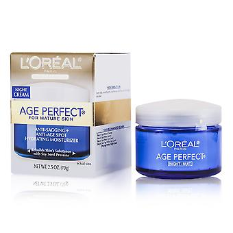 Skin-Expertise Age Perfect Night Cream (For Mature Skin) 70g/2.5oz