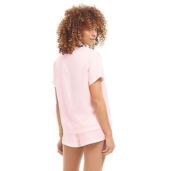 Bluebella 31597 Women's Abigail Pink Pyjama Set