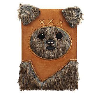 Star Wars, Notebook - Ewok