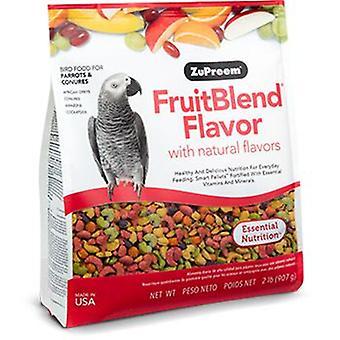 ZuPreem Multifruit for Medium Parrots FruitBlend (Birds , Bird Food)