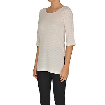 Alessandro Ezgl333020 Women's Gold Viscose Blouse