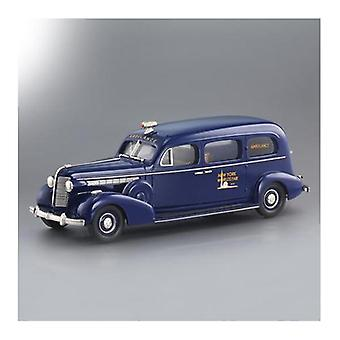 Brooklin Csv14 - 1938 Flexible Buick Sterling Worlds Fair Ambulance
