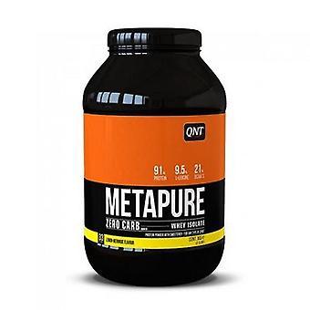QNT Nutrition Zero Carb Metapure 1 Kg
