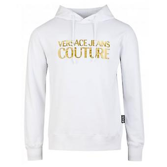 Versace Jeans Couture Big Foil Logo Pullover Hoody