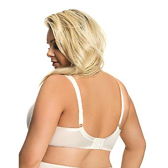 Gorsenia K441 Women's Luisse Cream Off White Non-Padded Underwired Full Cup Bra