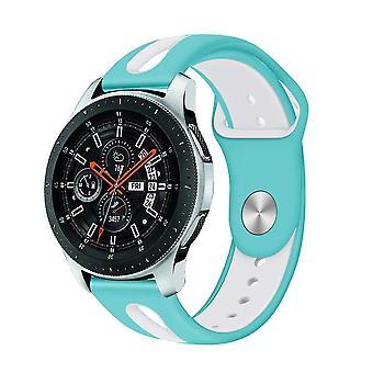 Samsung Galaxy Watch 46 mm Armband in zwei Tönen
