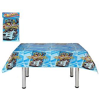 Tablecloth for Children's Parties Hot Wheels 116039