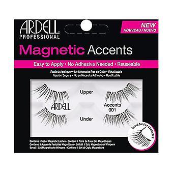 Falsas pestañas acento magnético Ardell