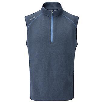 Ping Mens Kelvin HZ Crease Resistant Golf Fleece Vest