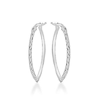 Tuscany Silver Silver Circle Earrings - 8.51.2159
