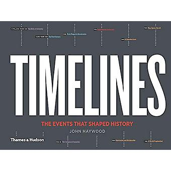 Timelines - The Events that Shaped History by John Haywood - 978050002