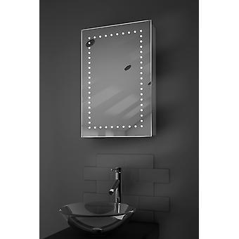 Elora LED Audio kylpy huone kaappi anturi, Shaver Socket k347aud