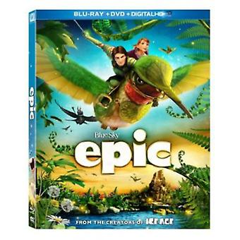 Epic [BLU-RAY] USA importeren