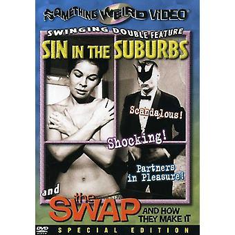 Synden i förorter/Swap & hur de gör det [DVD] USA import