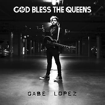 Gabe Lopez - God Bless the Queens [CD] USA import