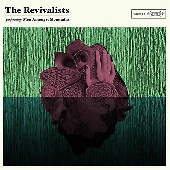Revivalists - Men Amongst Mountains [CD] USA import