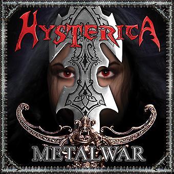 Hysterica - Metalwar [CD] USA import